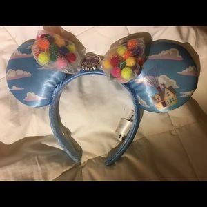 Disney Ears UP themed